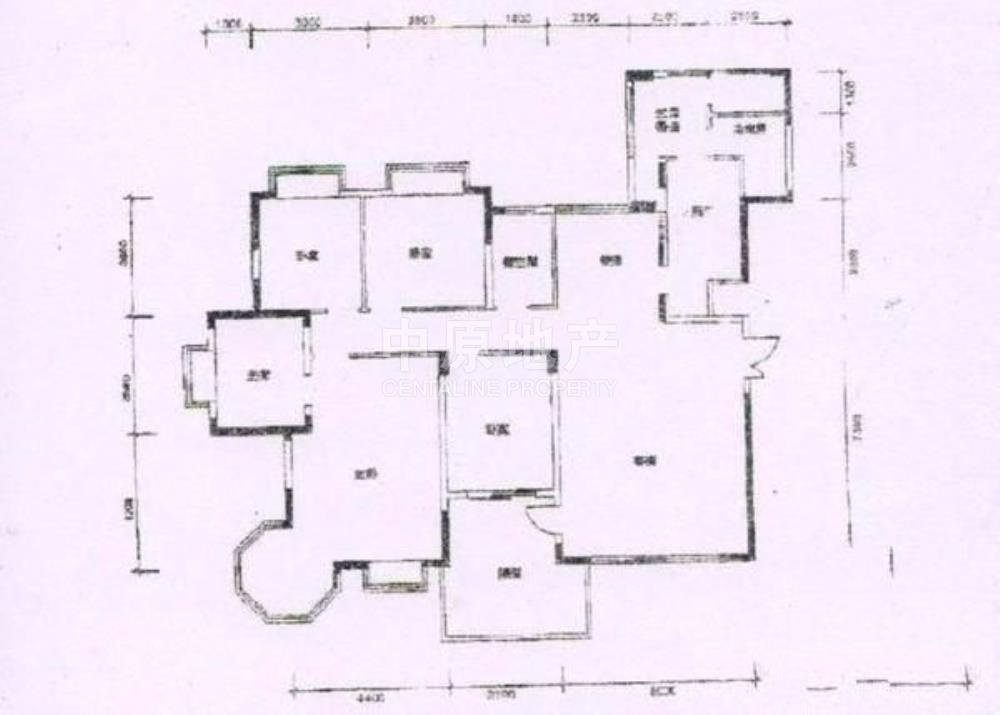 棕榈泉三期精装修小高层 纯内圈位置 视野好 品质小区居住方便