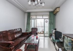 鲁能星城一街区 精装两室环境舒适优雅 巴蜀全指标 可拎包入住