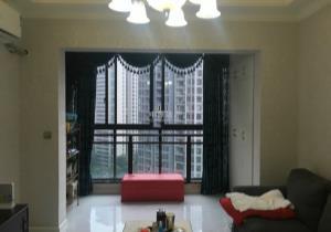 北滨路珠江太阳城,精装小两室,家电全带九成新,厨卫有窗采光好